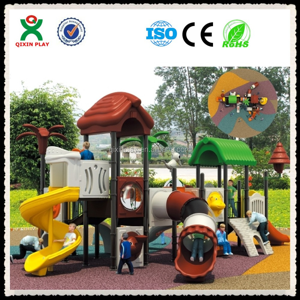 Backyard Party Games Cheap Childrens Outdoor Play Equipment Big Slides For Sale Qx 022a