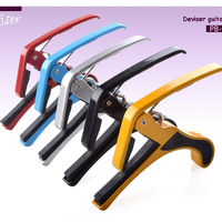 Wholesale Various Color High Quality Metal Guitar Capo for Acoustic Guitar