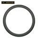 X-Bike 650c carbon road bike rim with 50mm depth tubular design