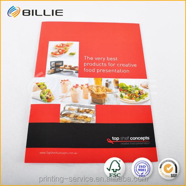 Favorites Compare Hottest Food Brochure Design