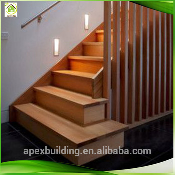 Genial Mahogany Hardwood Stair Handrail With Hardwood Stair Treads