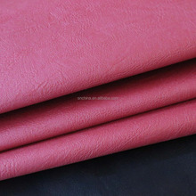 High quality hot sale faux leather upholstery fabric pvc synthetic leather for sofa upholstery