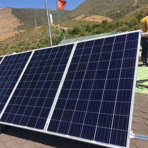 hybrid on grid and off grid 8kw 15kw 20kw solar plant for EPC project;solar system for home