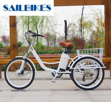 aluminum adult tricycle for family