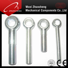 DIN444 GB/T798-1988 Stainless Steel 304 316 Lifting Eye Bolt for Machinery Electrical and Building