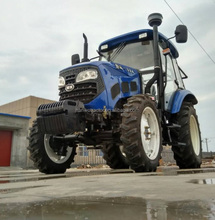 HANWO 4WD 90hp HW904 farm wheel Tractor price