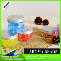 gel fragrance solid beads scented air freshener for closet