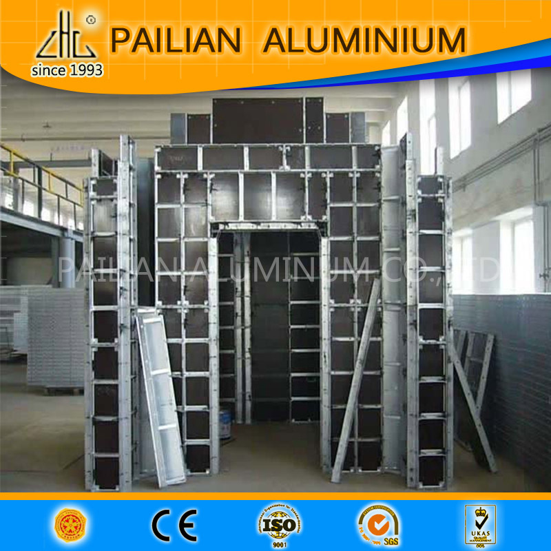 Hot!top quality aluminium billet China Manufacturer extrusion aluminum formwork online shopping india