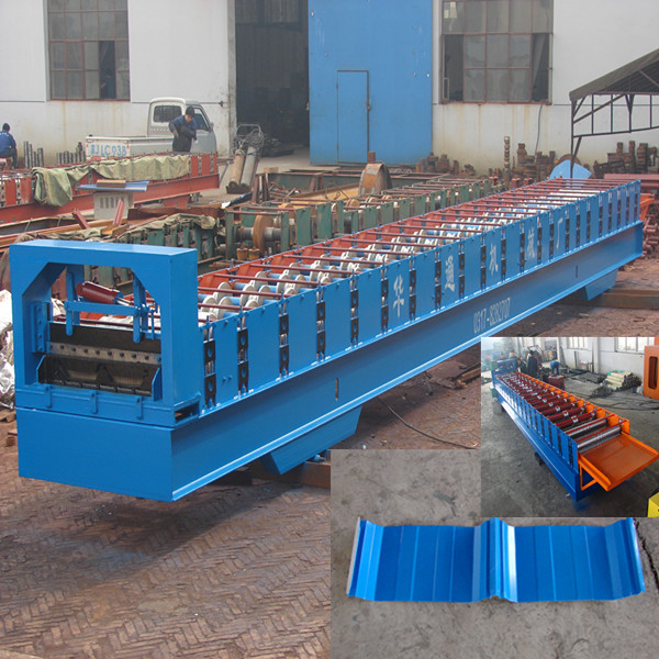HT-760 Conventional JCH Roll Forming Machine