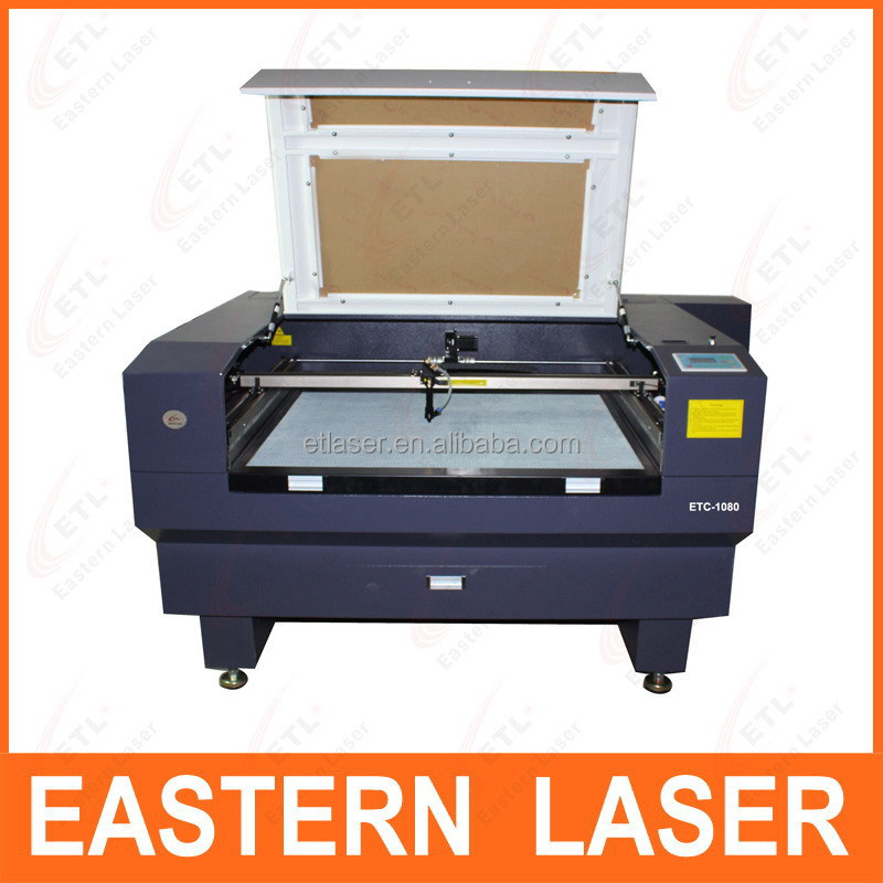 Natural Leather / Synthetic Leather Laser Leather Cutting Machine Prices