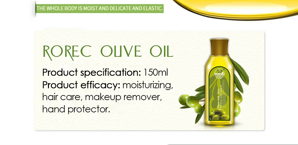 ROREC Skin Care Essential Oil Face Serum Body Care Moisturizing Facial Olive Oil Essence Whitening Pigmentation Corrector