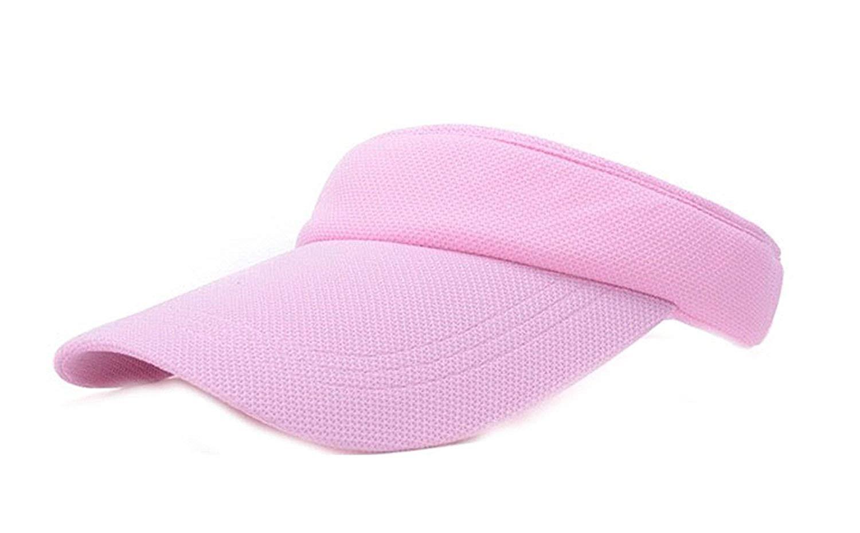 4bee3820994 Get Quotations · 2018 New Topless Tennis Caps Stylish Sun Hat for Women  Fashion Beach Sports Sun Visor Hat