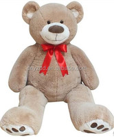 Free sample soft giant teddy bear 60cm 80cm 100cm 120cm 140cm 160cm 180cm 200cm 220cm
