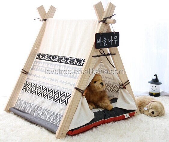 Pet палатка для игр teepee pet палатка