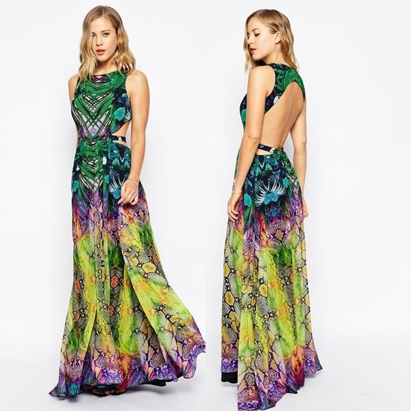 tropical formal attire wedding gallery