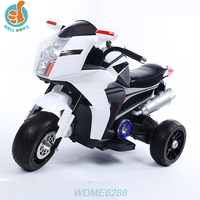 WDME6288 Environmental Ride On Electric Power Kids Motorcycle Bike For Children