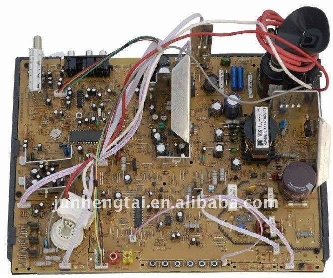 Crt Color Tv Circuit Pcb Buy Tv Tuner Pcb Crt Color Tv Pcb Cctv