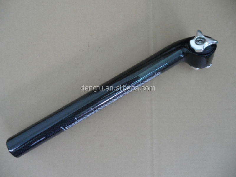 Dengfu bike parts, adjustable seat post, carbon seat poat sp003 at best price