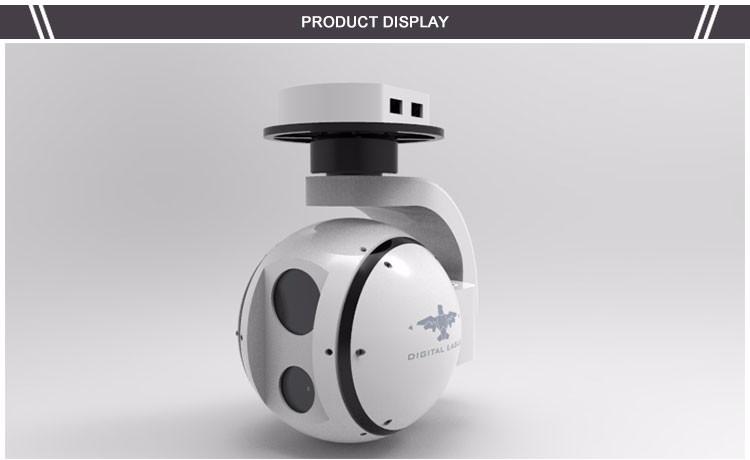 Eo Ir Gimbal Camera Drone Camera Drone Surveillance Camera