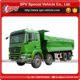 Transportation Four Axles 28 cbm SHACMAN Dump Truck