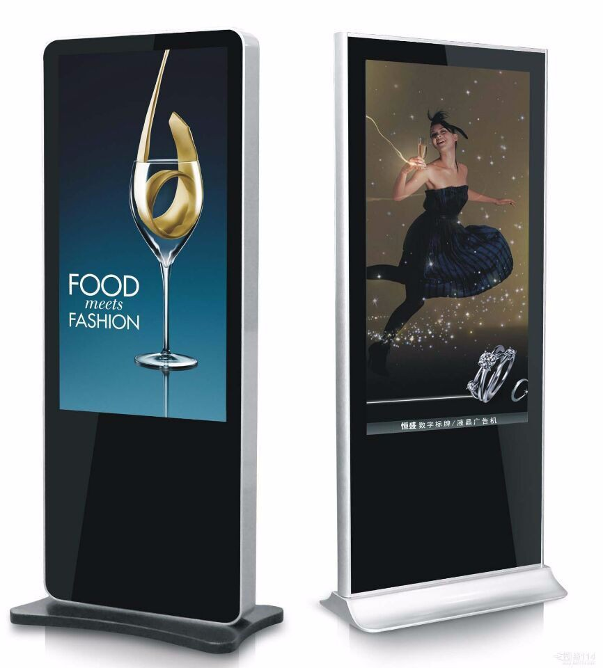 42inch Free Standing Android Touch Digital Advertising