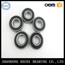 Deep groove ball bearing 6202RS size 15*35*11 low price from China factory