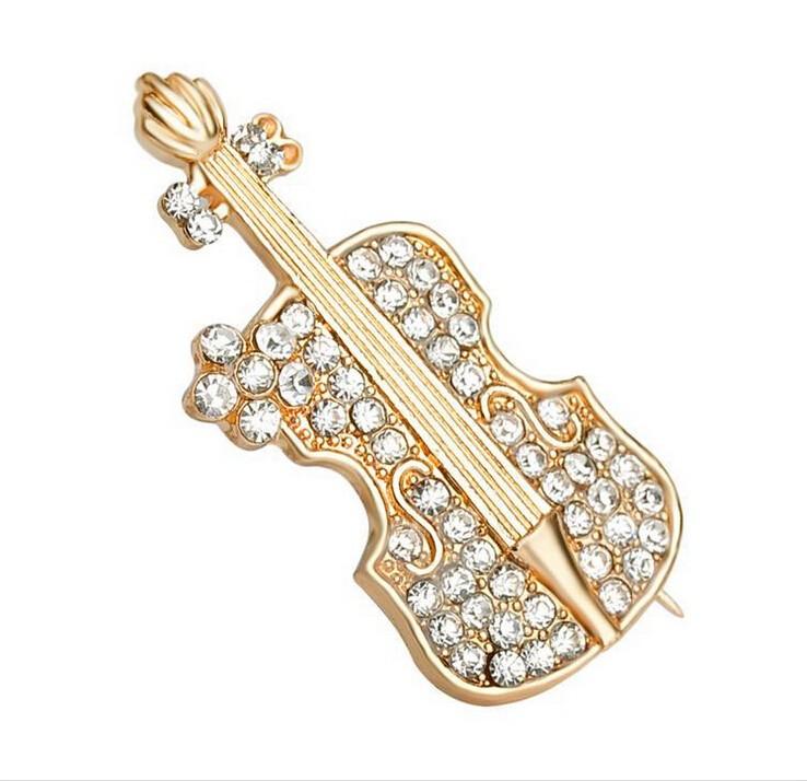 Fashion Jewelry 2016 Women Zinc Alloy Gold Plated Rhinestone ...