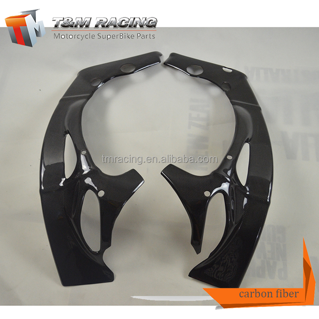Quality carbon fiber motorcycle parts rear tail center fairing for YAMAHA R1 09-10 Frame cover