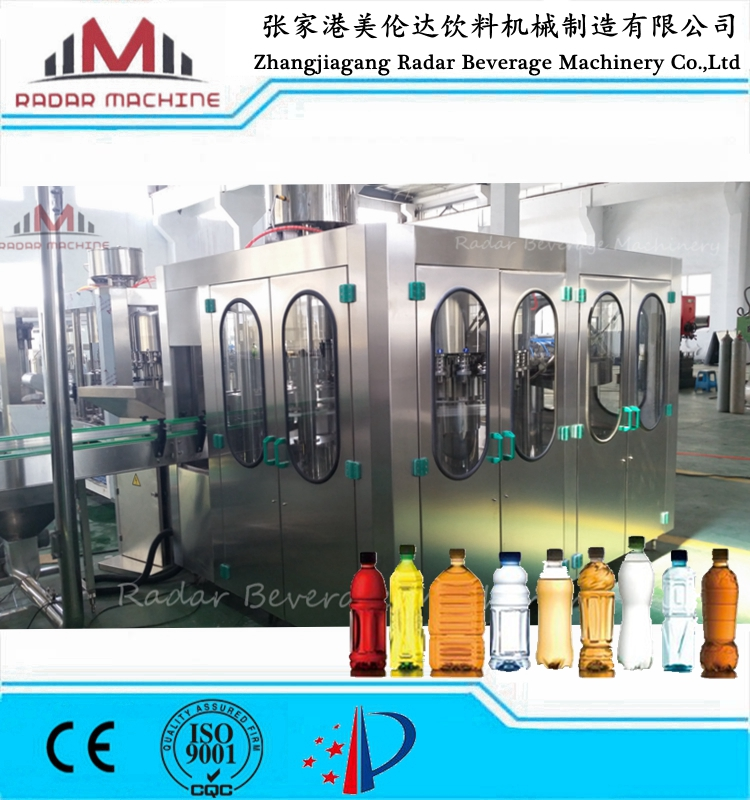 Aseptic Juice Filling Machine Small Scale Juice Filling Machine