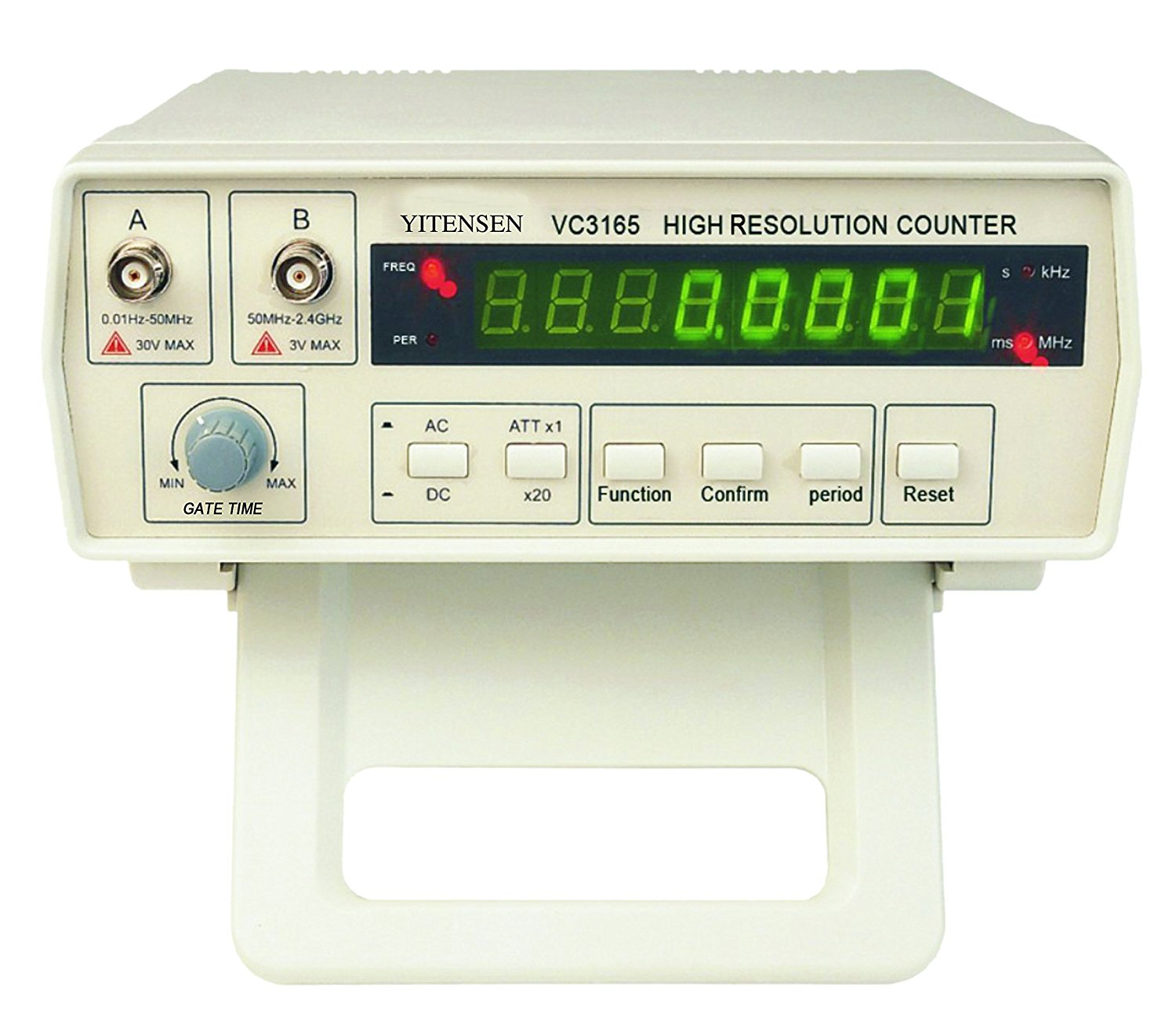 VICTOR ELECTRONICS YITENSEN-PAKRITE(R) Frequency Counter VC3165