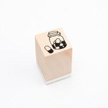 Деревянные печатные серии, милые практичные канцелярские принадлежности, сделай сам, граффити, чистая печать, печать, дневник, украшение дл...(Китай)