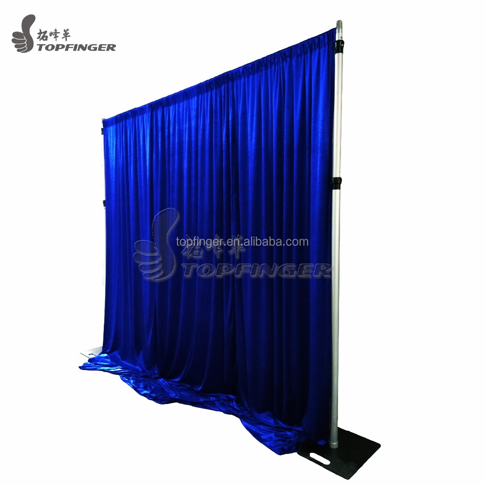 10'X10' Wholesale Mandap Curtain Pipe And Drape Wedding Backdrop <strong>Stand</strong> Made in China