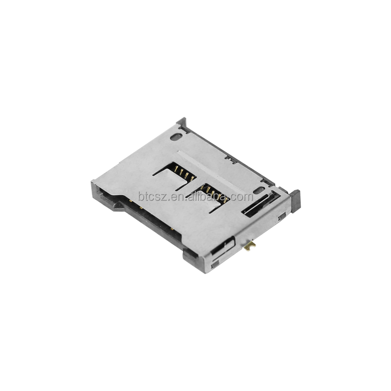 Manufacturer cheap price water resistant SD 6 in 1 card connector for computer