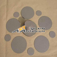 Porous Metal Components in Titanium or Stainless Steel