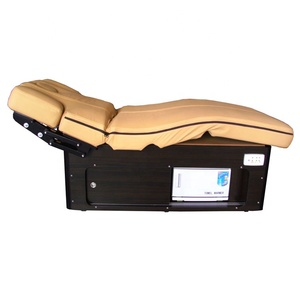 Electric thermal Beauty Spa Bed Massage Table for beauty center