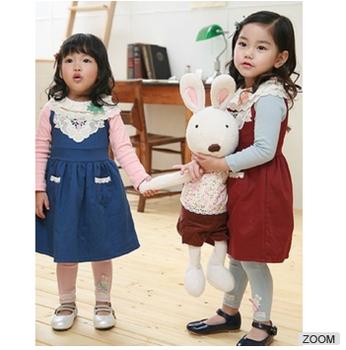 Tradisional Korea Hanbok Musim Semi Gadis Smocked Dresses Buy