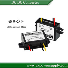 High Quality 24v dc to 12v dc step down adjustable power voltage converter