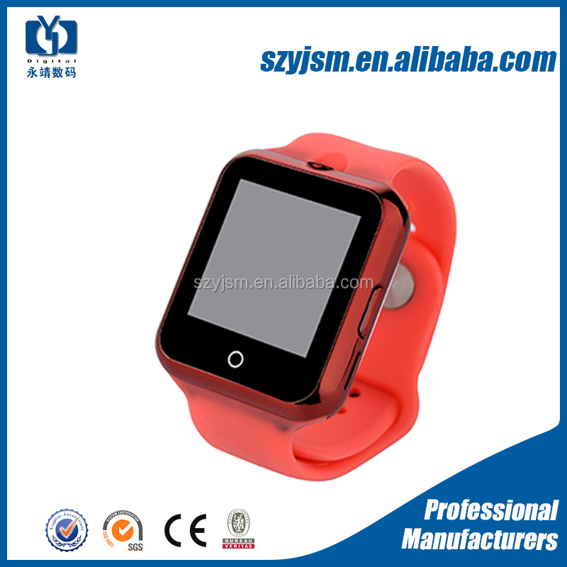 2015 New product smart watch heart rate, with IPS screen, Random switching dial and bluetooth 3.0
