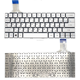 Hot Laptop keyboard for ACER AS: S7-191 series rus silver, with backlight, without frame, ONLY SMALL ENTER