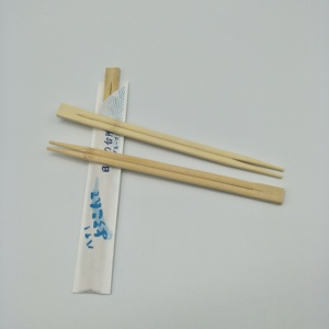 High Quality Customized Disposable Bamboo Wooden Mini Outdoor Product Tableware Chopsticks