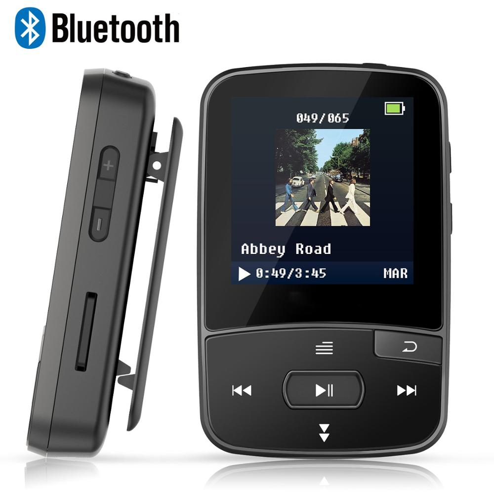 Bluetooth MINI MP3 <strong>Player</strong> Built in Battery MP3 FM Radio Songs Download MP3