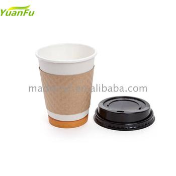 High Quality Long Duration Time Paper Cup Sleeves Sleeve Template Machine In China