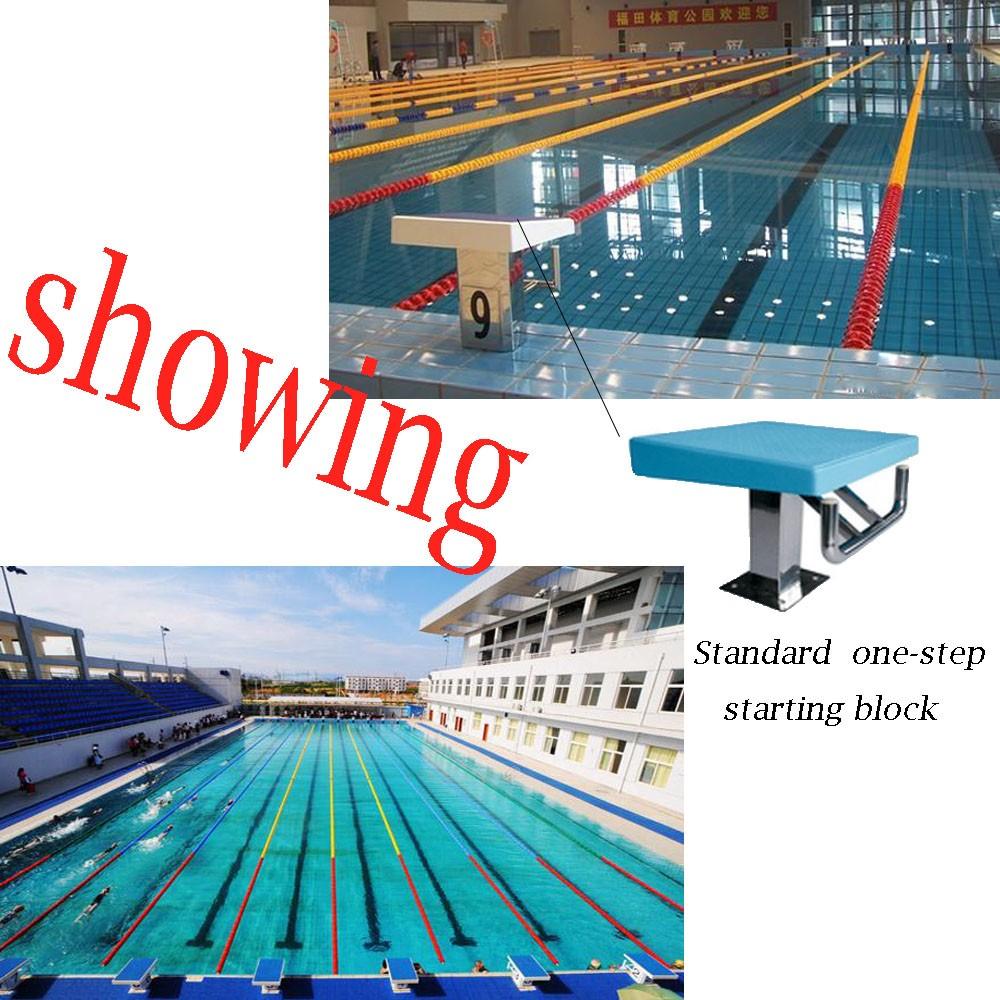 Standard Swimming Pool Float Line Competiton Swimming Pool