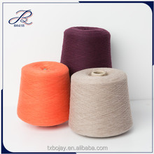 Acrylic Wool Blend Natural Soft Australia Merino Wool Yarns For Knitting And Crochet Nm 28/2 90% cotton 10% wool