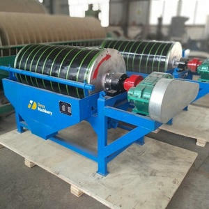 dry magnetic drum roller separator with competitive price