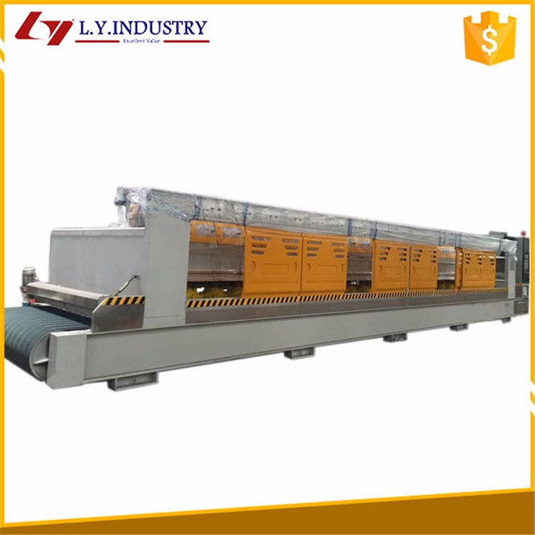 granite auto polishing machine