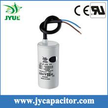 cbb60 motor capacitor 450v 50-60hz cbb60 6uf 450vac motor capacitor
