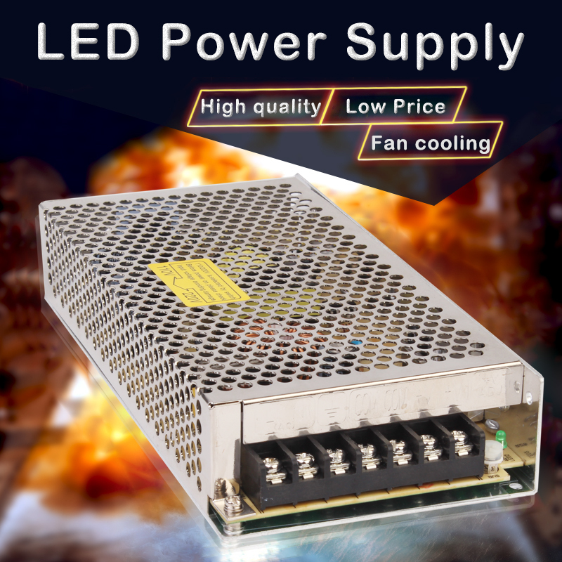 Ac Dc Led Driver S-60-12 Ac Dc Power Adapter 12v 5v Power Supply ...