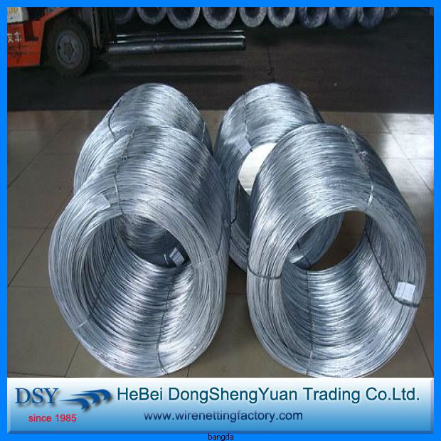 Electric Galvanized wire dongshengyuan trading golden companies