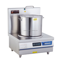 Commercial Induction Cooker for Soup Furnace